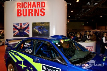 Richard Burns Rally Car Display