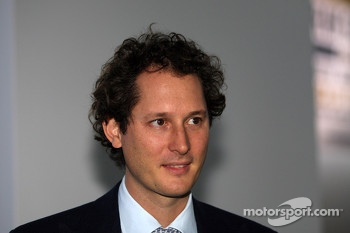 John Elkann (ITA), President Fiat 