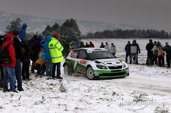 Essapekka Lappi and Janne Ferm, Skoda Fabia S2002