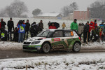 Essapekka Lappi and Janne Ferm, Skoda Fabia S2000