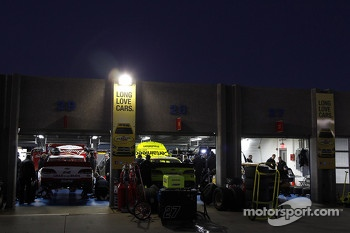 Garages of Team Richard Childress Racing