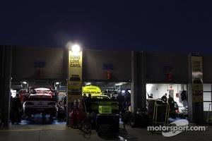 Garages of Team Richard Childress Racing