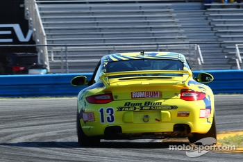 #13 Rum Bum Racing Porsche 997: Nick Longhi, Matt Plumb