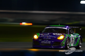 #16 Napleton Racing Porsche Cayman: Nelson Canache, Shane Lewis, David Donohue, Jim Norman 