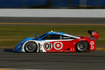 #01 Chip Ganassi Racing with Felix Sabates BMW Riley: Charlie Kimball, Juan Pablo Montoya, Scott Pruett, Memo Rojas, Scott Dixon