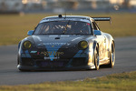 #68 TRG Porsche GT3: Brad Lewis, Jim Michaelian, Ronald Vandelaar, Ivo Breukers