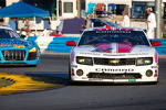 #57 Stevenson Motorsports Camaro GT.R: John Edwards, Robin Liddell, Jan Magnussen, Tom Milner