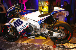 Cardion AB Aprilia ART presentation