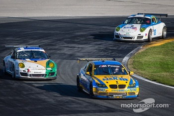 #94 Turner Motorsport BMW M3: Bill Auberlen, Paul Dalla Lana, Boris Said, Maxime Martin, Billy Johnson