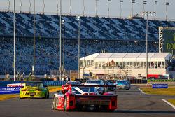 #01 Chip Ganassi Racing with Felix Sabates BMW Riley: Charlie Kimball, Juan Pablo Montoya, Scott Pruett, Memo Rojas, Scott Dixon