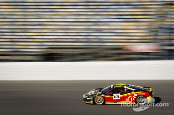 #13 Ferrari of Ontario Ferrari 458: Marc Muzzo