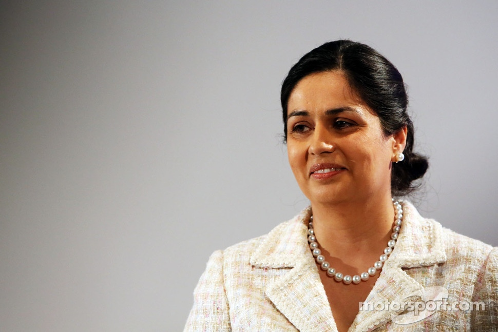 Monisha Kaltenborn, Sauber Team Principal