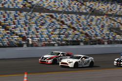 #14 Doran Racing Nissan 370Z: Tim Bell, BJ Zacharias  -#71 Multimatic Motorsports Aston Martin Vantage: Tonis Kasemets, Michael Marsal