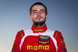 #30 MOMO/NGT Motorsport Porsche GT3: Jakub Giermaziak