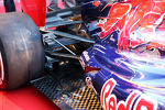 Scuderia Toro Rosso STR8 rear suspension detail