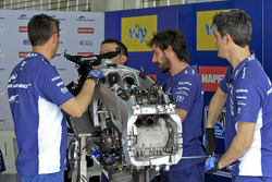 Mechanics at Power Electronics Aspar