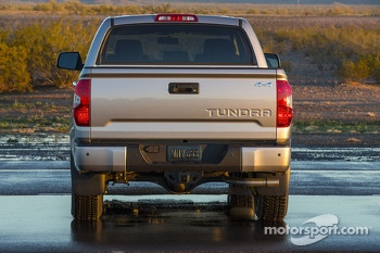 The 2014 Toyota Tundra is revealed