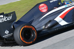 Esteban Gutierrez, Sauber C32 exhaust