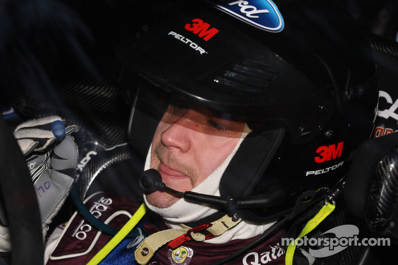 Mads Ostberg, Ford Fiesta RS WRC, Qatar M-Sport World Rally Team
