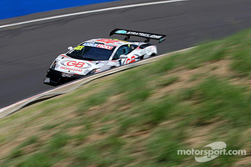#48 Lamborghini LP560: Justin McMillan, Steven Richards, Ross Lilley
