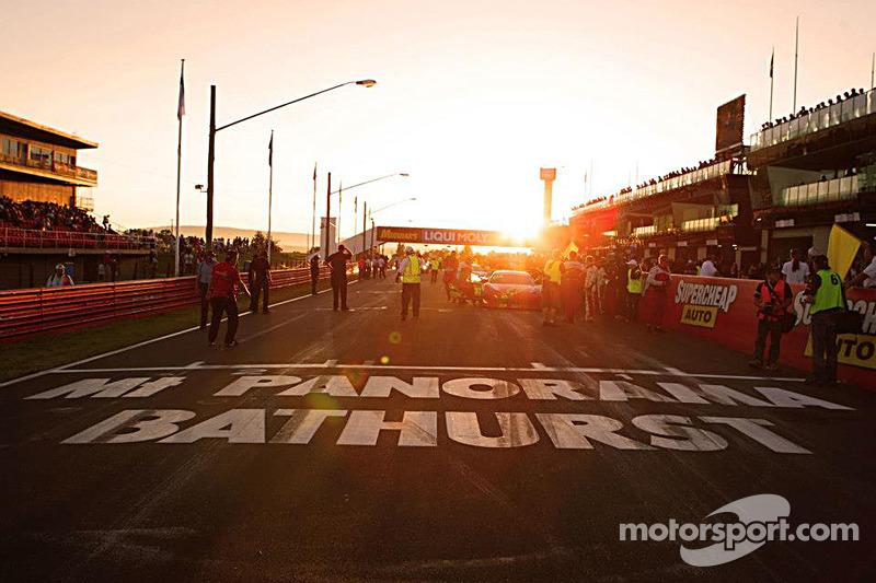 Pre-race atmosphere