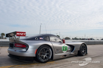 #91 SRT Motorsports SRT Viper GTS-R: Jonathan Bomarito, Ryan Dalziel, Dominik Farnbacher, Marc Goossens