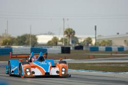 #7 BAR 1 Motorsports Oreca FLM09: Rusty Mitchell, Chapman Ducote