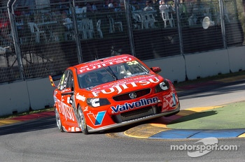 Scott McLaughlin, Fujitsu Racing GRM