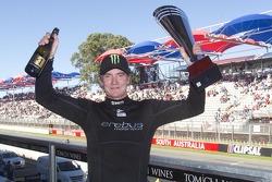 Race winner Craig Baird