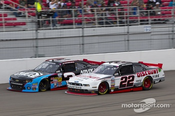 Austin Dillon and Brad Keselowski