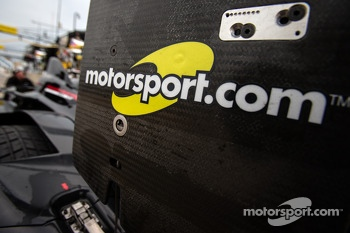 Motorsport.com logo on the #055 Level 5 Motorsports HPD ARX-03b HPD