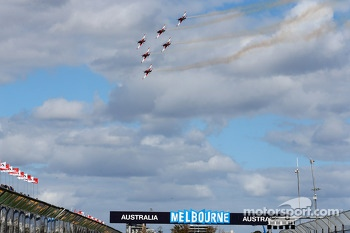 Australian Royal Air Force display