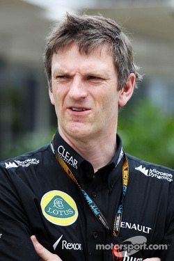 James Allison, Lotus F1 Team Technical Director