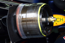 Red Bull Racing RB9 brake