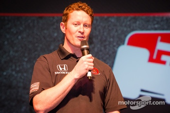 Drivers presentation: Scott Dixon, Target Chip Ganassi Racing Honda