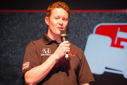 Drivers presentation: Scott Dixon, Target Chip Ganassi Racing Honda