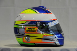 Helmet, Alex MacDowall, Chevrolet Cruze 1.6T, bamboo-engineering