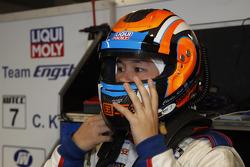 Charles Ng, Liqui Moly Team Engstler BMW E90 320 TC