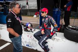 Mario Andretti and Marco Andretti, Andretti Autosport Chevrolet