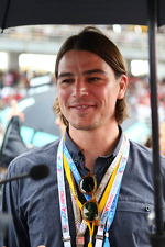 Josh Hartnett, Actor, on the grid