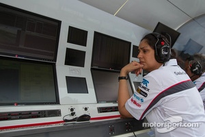 Monisha Kaltenborn, Sauber F1 team principal