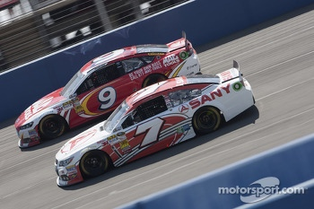 Dave Blaney, Chevrolet and Marcos Ambrose, Ford