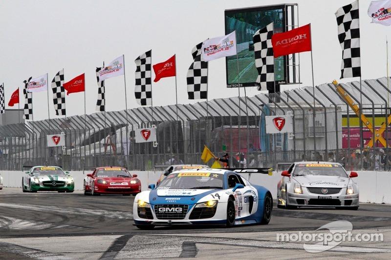 James Sofronas, Global Motorsports Group/Audi R8