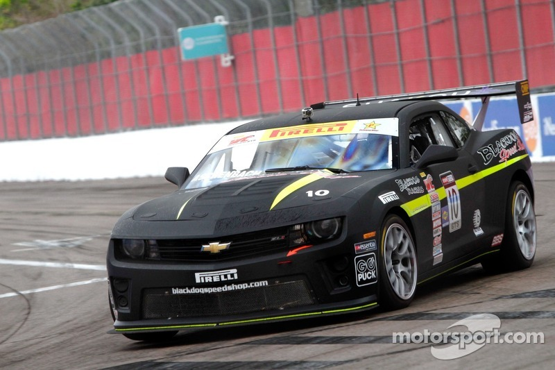 Lawson Aschenbach, Blackdog Racing Chevrolet Camaro