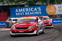 Nic Jonsson, Kinetic/Kia Racing/Russell Smith/Kia Optima