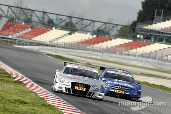 Adrien Tambay, Audi Sport Team Abt, Audi A5 DTM, Gary Paffett, AMG DTM-Team, AMG Mercedes C-Coupe