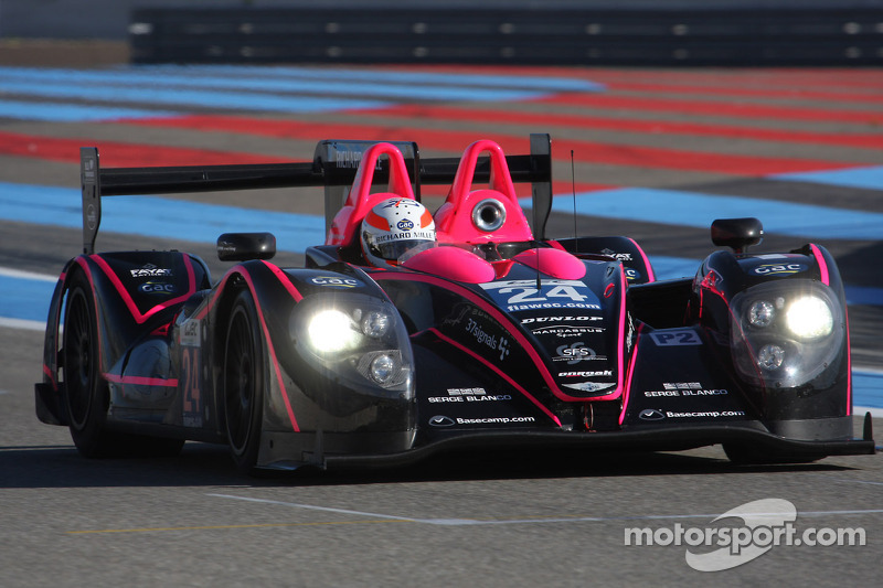 #24 Oak Racing Morgan - Nissan: Alex Brundle, Olivier Pla, David Heinemeier Hansson