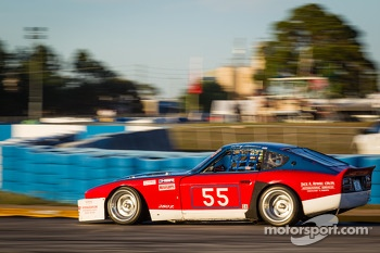 #55 1977 Nissan 280Z: Larry Mahanor