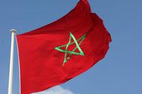 Fórmula E Fotos - Bandeira de Marrocos