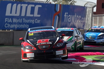 Marc Basseng, SEAT Leon WTCC, ALL-INKL.COM Munnich Motorsport 